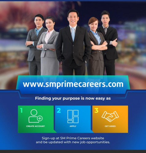 SM Prime Holdings, Inc.| Jobs180.com
